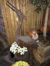 Crane Statue 4' or 5'
