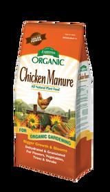 Espoma Organic Chicken Manure 3-2-3 3.75lb