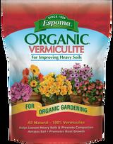 Espoma Organic Vermiculite 8qt