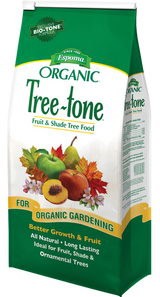 Espoma Organic Tree-tone All-Natural Plant Food 6-3-2 4lb or 36lb