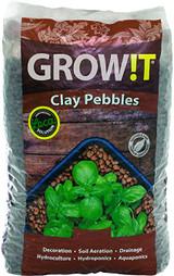 GROW!T Clay Pebbles 8lb or 20lb