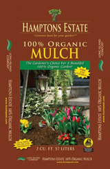 Hamptons Estate Organic Hardwood Mulch 2cf