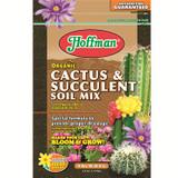 Hoffman Organic Cactus & Succulent Soil Mix 4qt or 10qt