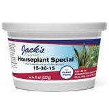Jack's Classic Houseplant Special 15-30-15 8oz