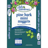 Jolly Gardener Pine Bark Nuggets or Mini Nuggets 2cf
