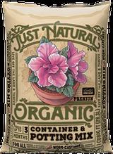 Just Natural Organic Potting Mix 1cf or 1.5cf
