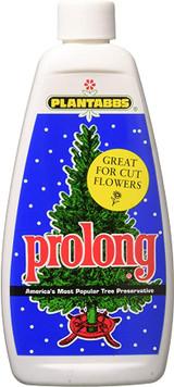 Plantabbs Prolong Christmas Tree Preservative 8oz