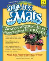 """Soil Moist Vacation Mats 2 Pack 16""""x11"""""""