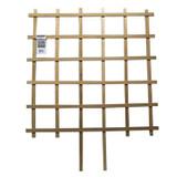 Wood Staked Square Espalier Trellis 3'x3'x4'