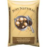 Just Natural Organic Mushroom Compost .75cf