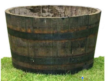 Jack Daniel's Genuine Whiskey Barrels
