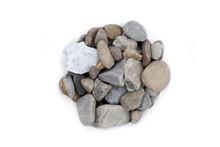 Delaware River Pebbles