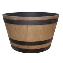Resin Whiskey Barrel