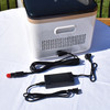 Sunolar SooCold Portable Travel Fridge 19 Quart, Mini-Fridge, Refrigerator, Freezer, for Car, Auto, Truck, Boat, Trailer, RV, Beach, Picnic, Camping with 12v-24vDC and 110vAC Power Adapters