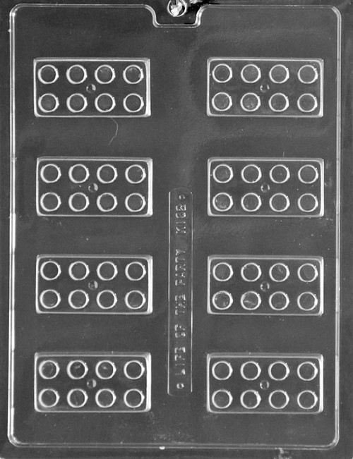 LOTP Building Blocks Chocolate Mold K162