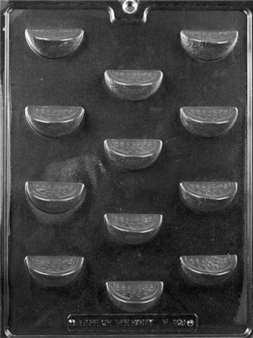 LOTP Fruit Slices Chocolate Mold F108
