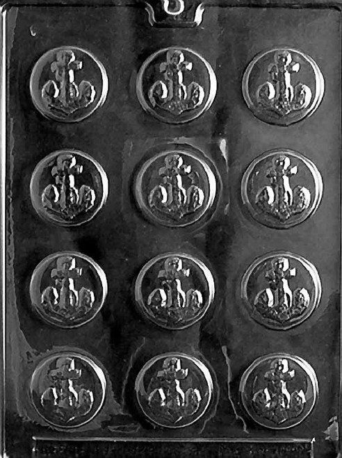 LOTP Anchor Mints Chocolate Mold N022