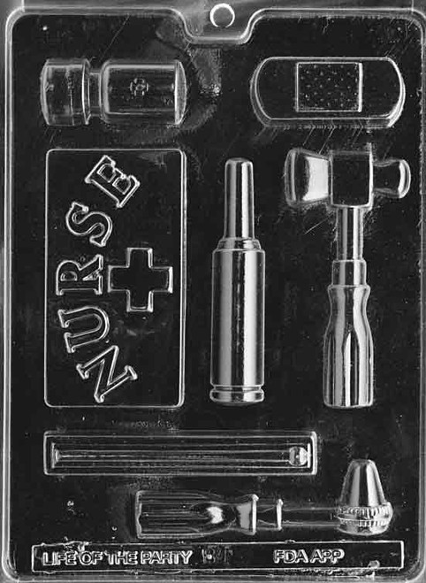 LOTP Nurse Kit Chocolate Mold J081