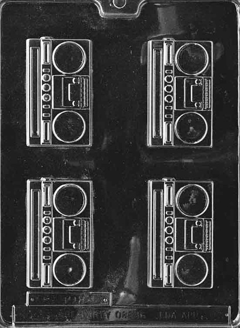 LOTP Radio Chocolate Mold K034