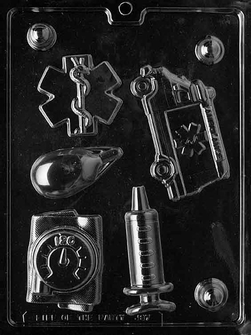 LOTP EMS Kit Chocolate Mold J087