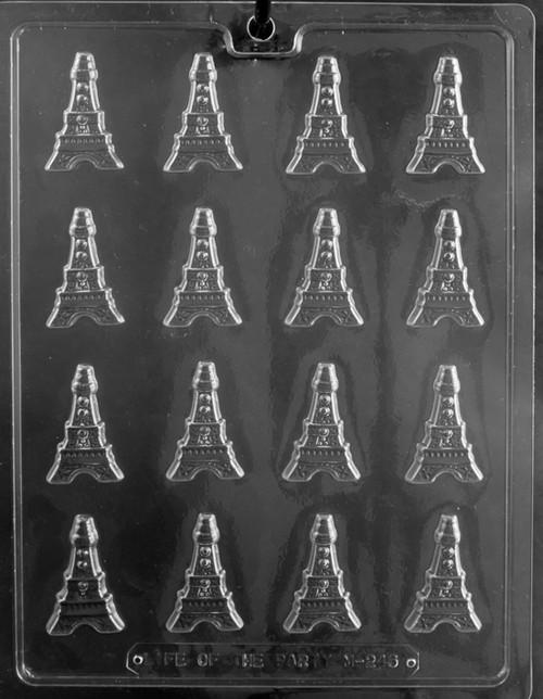 LOTP Bite Sized Eiffel Tower Chocolate Mold M246