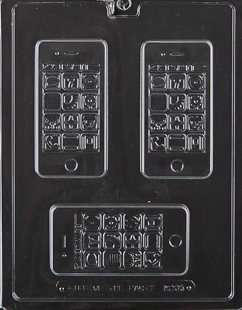 LOTP Smartphone Chocolate Mold M235
