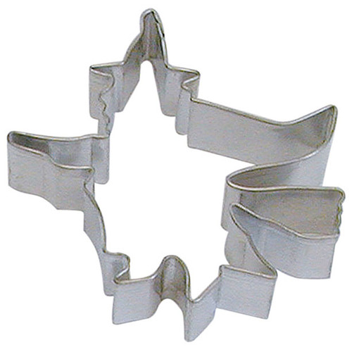 OTBP Flying Orange Witch Cookie Cutter B1195X