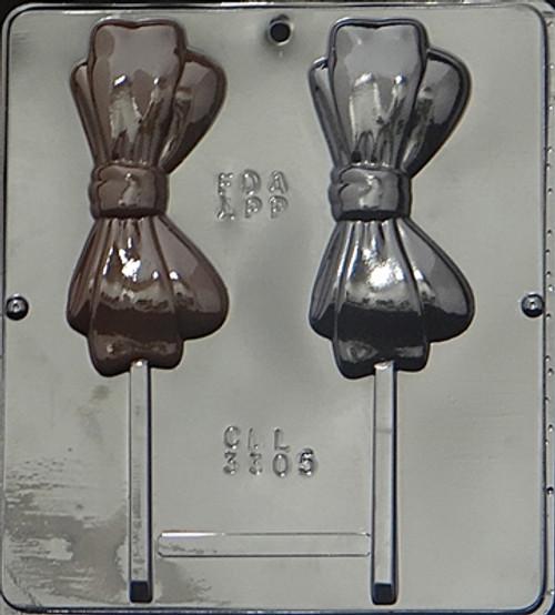 CML Bow Pop Chocolate Mold 3305