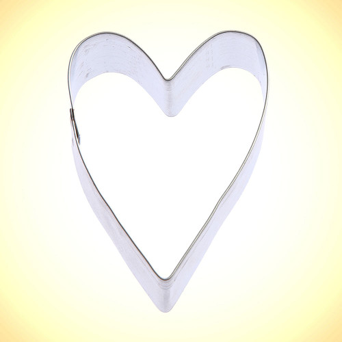 OTBP Mini Primitive Heart Cookie Cutter M87