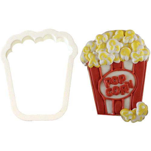 OTBP Plastic Popcorn Cookie Cutter PC0351