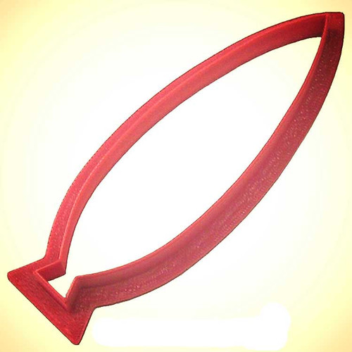 OTBP Plastic Feather Cookie Cutter PC0250