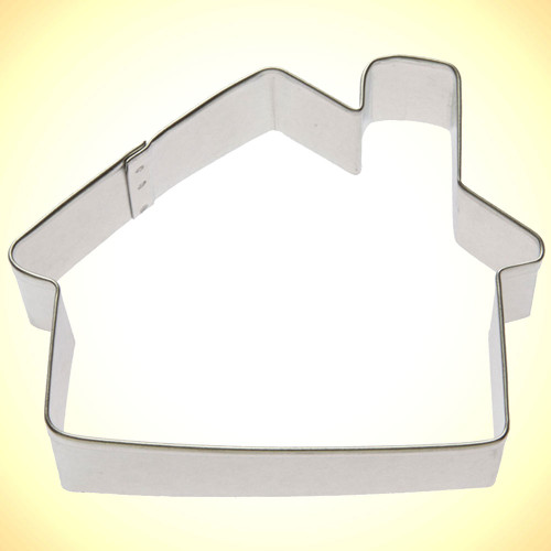 OTBP Cabin Cookie Cutter B1108F