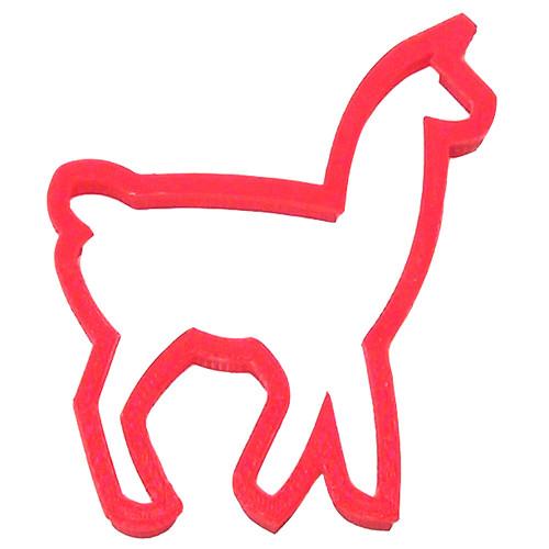 OTBP Plastic Llama Cookie Cutter PC0205