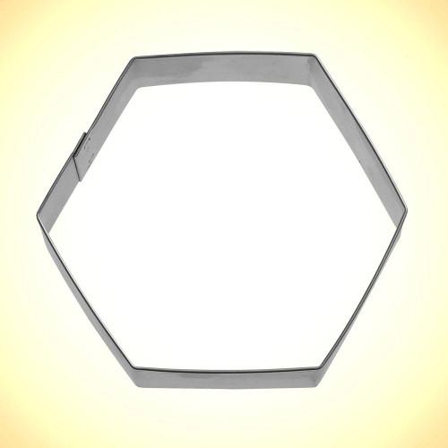 OTBP Hexagon Cookie Cutter B701