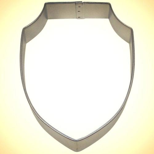 OTBP Shield Plaque Cookie Cutter B0850