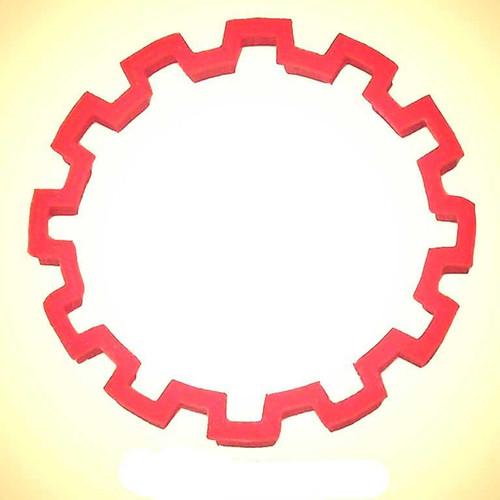 OTBP Plastic Gear Cog Cookie Cutter PC0192