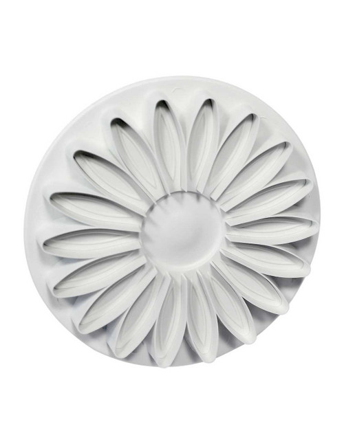 PME XL Veined Sunflower Daisy Gerbera Fondant Plunger Cutter SD616