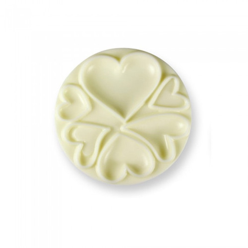PME 2ct Assorted Hearts Plastic Push Molds 1102EP005