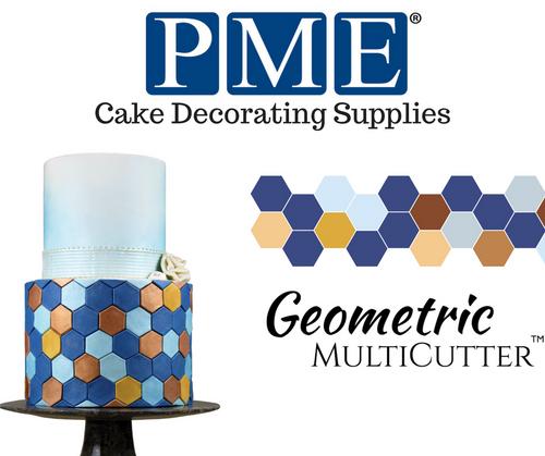 PME Medium Hexagon Geometric Multicutter GMC102