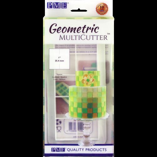 PME Medium Square Geometric Multicutter GMC142