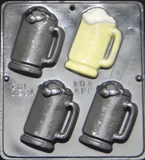 CML Medium Beer Mug Chocolate Mold 1236
