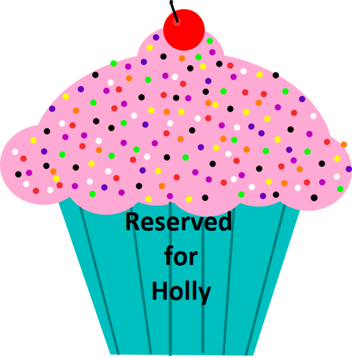Reserved for Holly