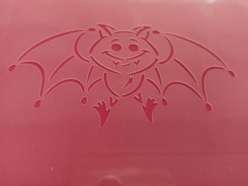 TCC Bat PYO Stencil