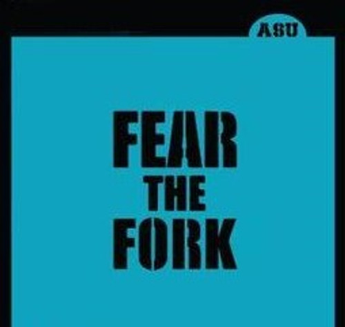 TCC Arizona State Fear the Fork Stencil