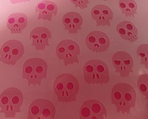 TCC Cute Skeleton Heads 2pc