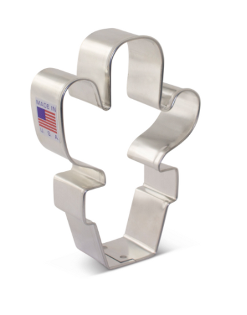 AC Potted Cactus Cookie Cutter 8176A