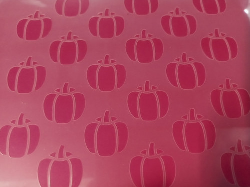 TCC Pumpkin Patch Stencil STN-0394