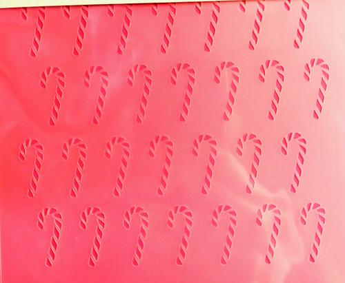 TCC Candy Canes Stencil STN-0043