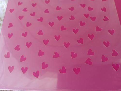 TCC Scattered Hearts STN-0076