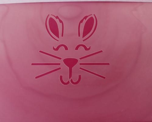 TCC Bunny Face STN-0322